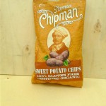 organic chips, healthy snack, sweet potato