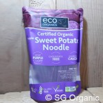 Noodle - Sweet Potato (200g)_[eco organics]
